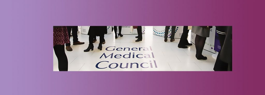 History of the General Medical Council