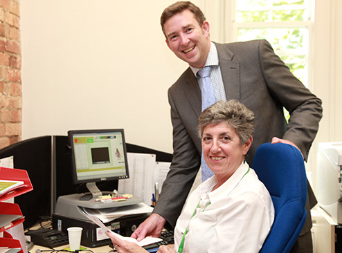 Alex Taylor Consultant Obstetrician & Gynaecologist